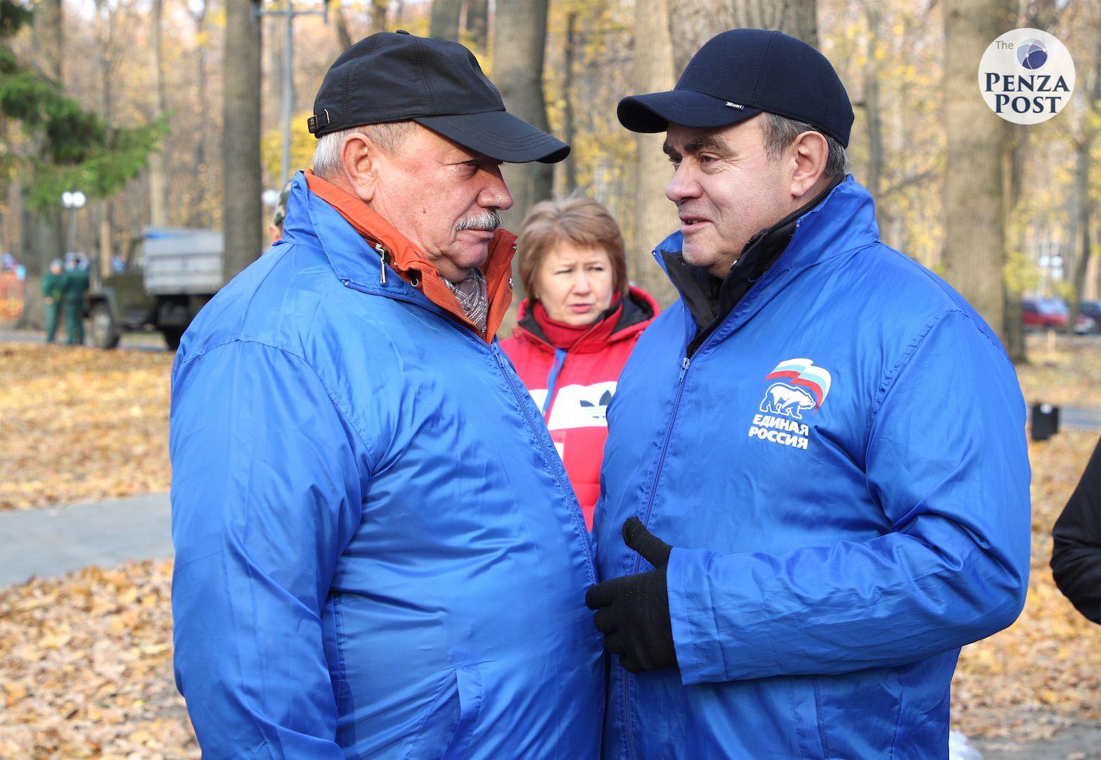 Пенсионер Лидин с ноября прошлого года «заткнул фонтан...». Законодательная власть Пензенской области потеряла открытость