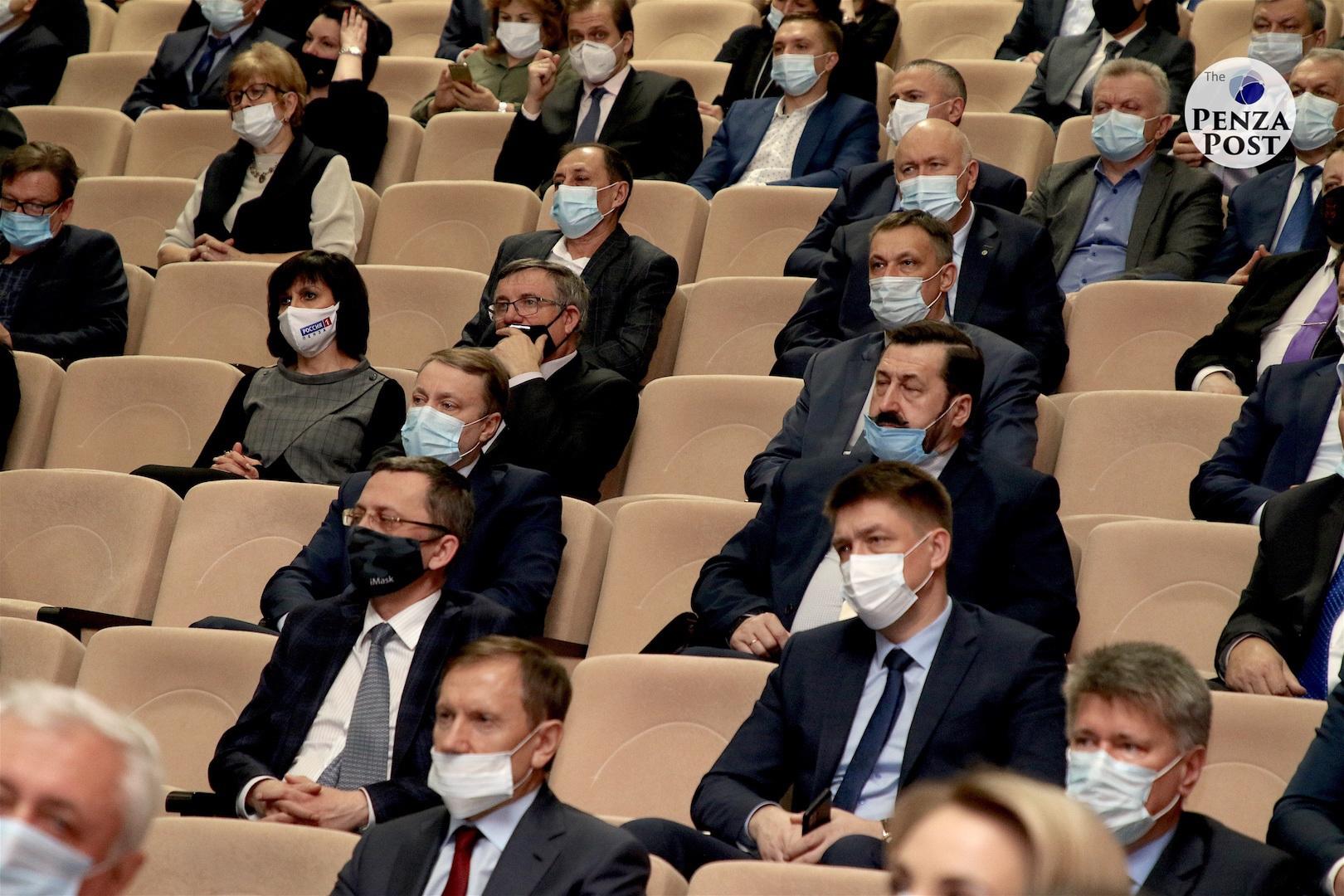 «Послание - от слова послал». Взгляд Гражданского общества на инвестпослание Белозерцева в Пензе. Впечатлительным - не читать!