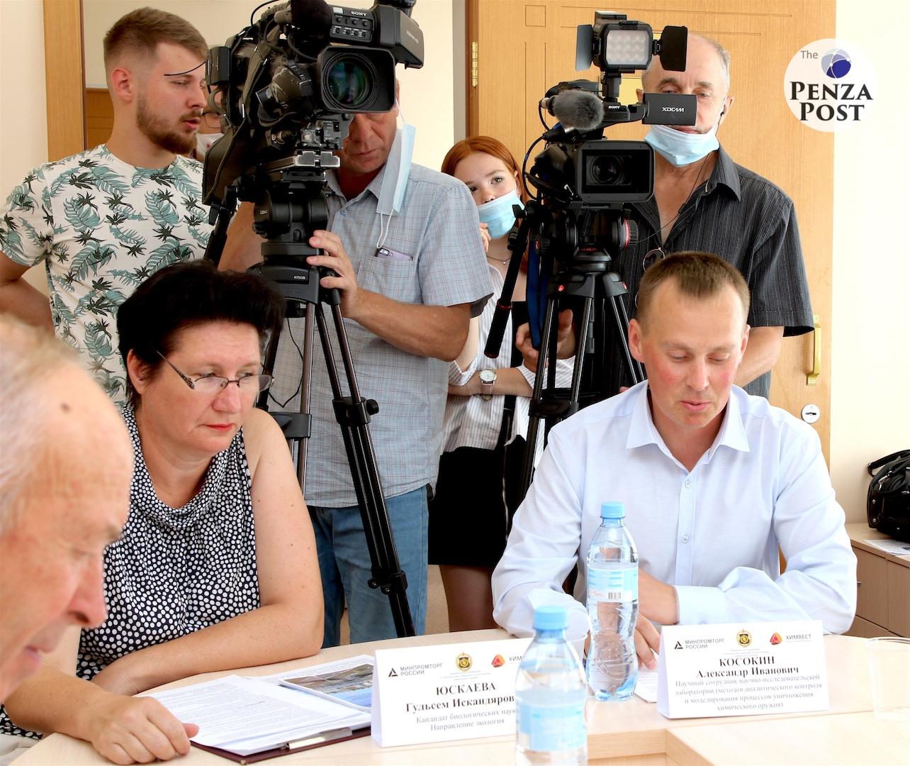 Леонидовка под Пензой по-прежнему не отпускает - важный объект химического разоружения вновь в фокусе внимания