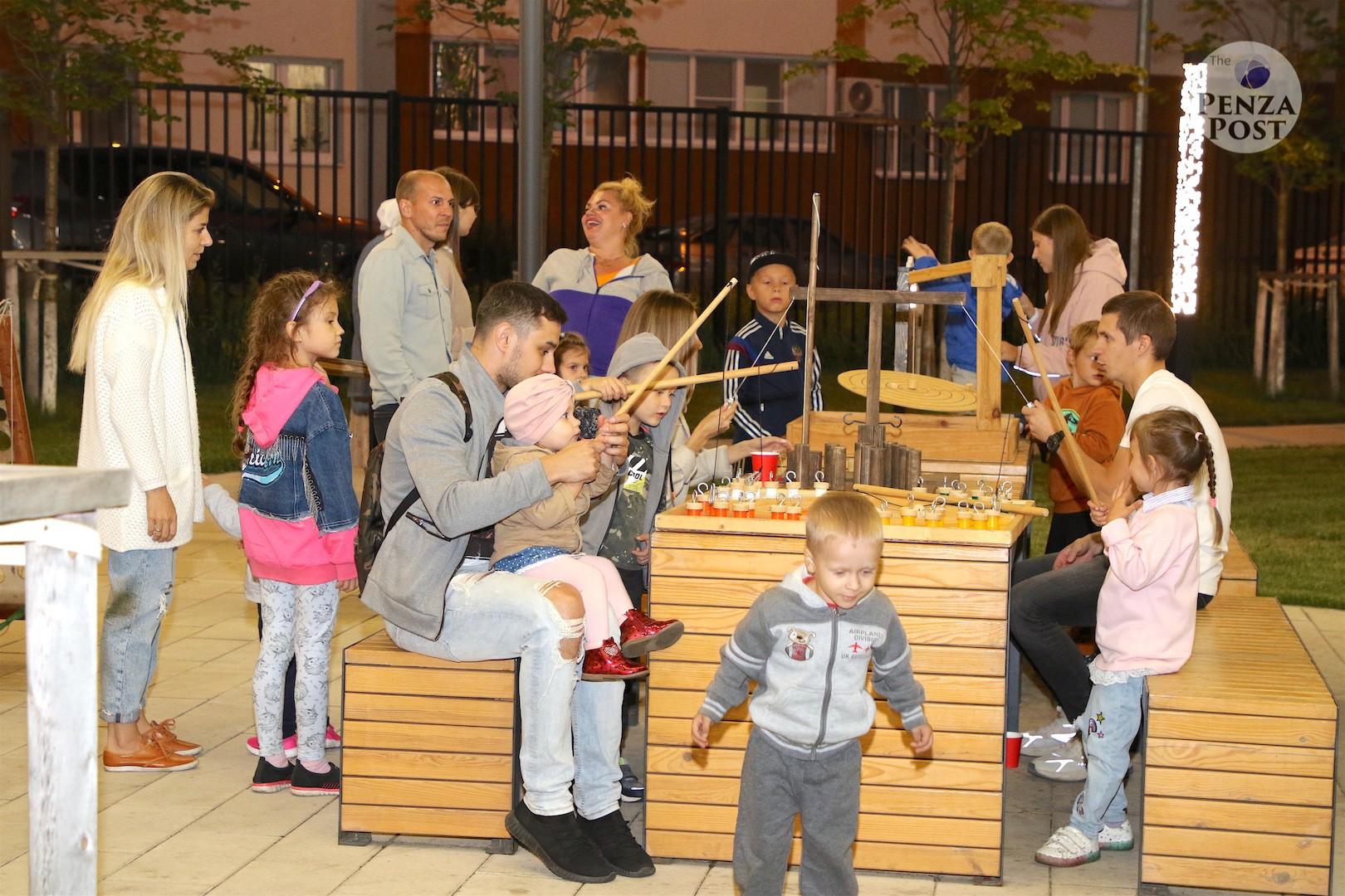 Праздник двора ЖК «Квартет» от «Рисан» объединил сотни счастливых лиц. Как это было - виртуальный тур с The Penza Post