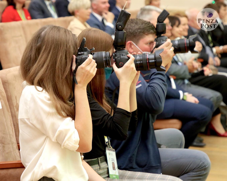 «Перезагрузка». Уникальный кадровый конкурс в Пензе усилиями Олега Мельниченко создал новую управленческую команду - фото, видео