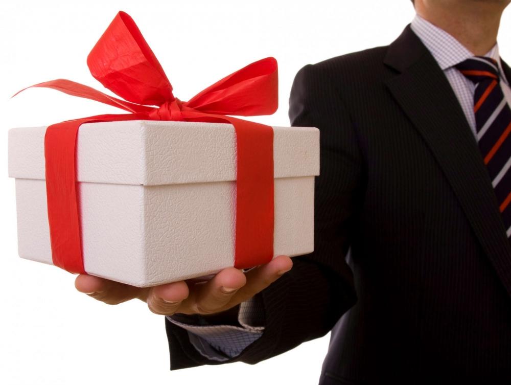 Картинка получить подарок 37