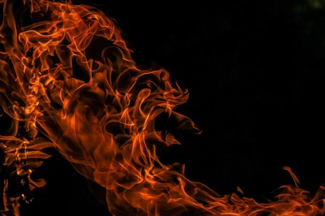 В Сурском крае объявили о четвертом классе пожарной опасности