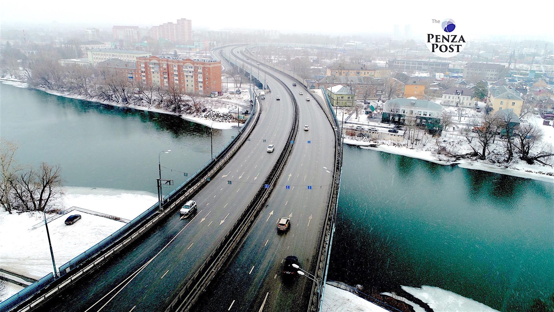 Принят законопроект о присвоении мосту в Пензе имени Валерия Капашина