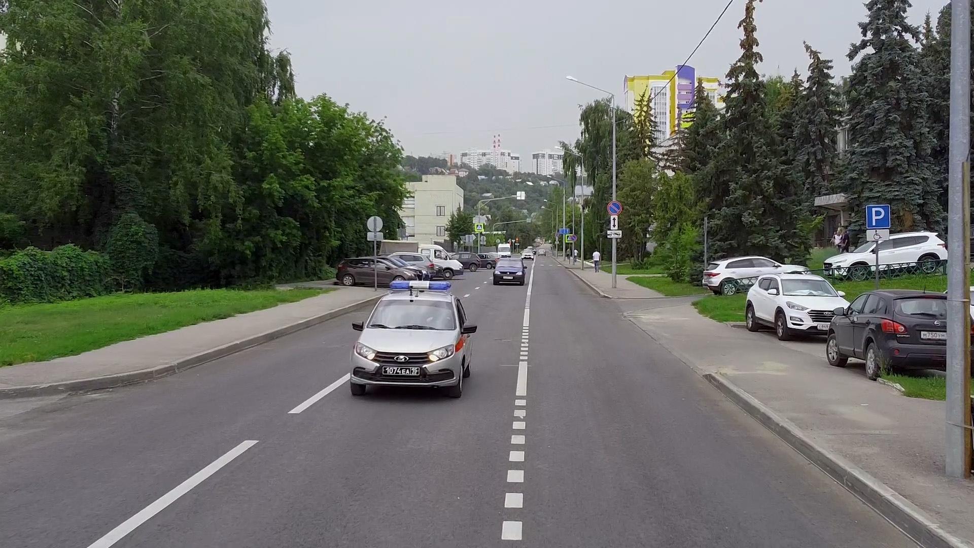 В Кузнецке задержан нетрезвый водитель, который выехал на встречную полосу движения