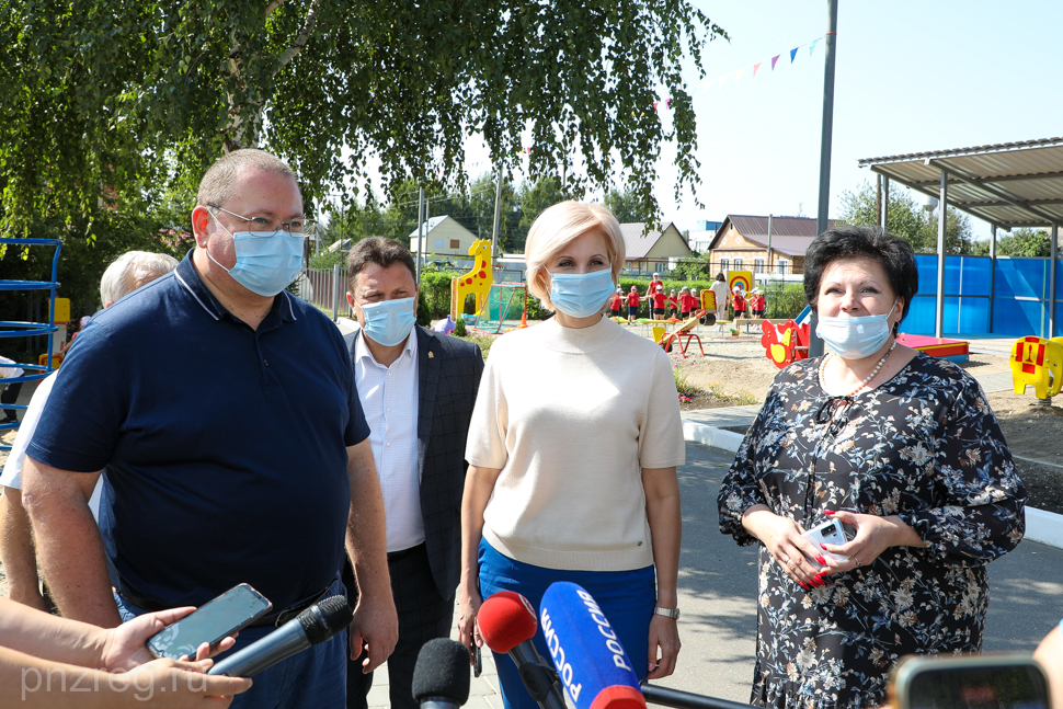 В Бессоновке Пензенской области планируют построить новый детский сад