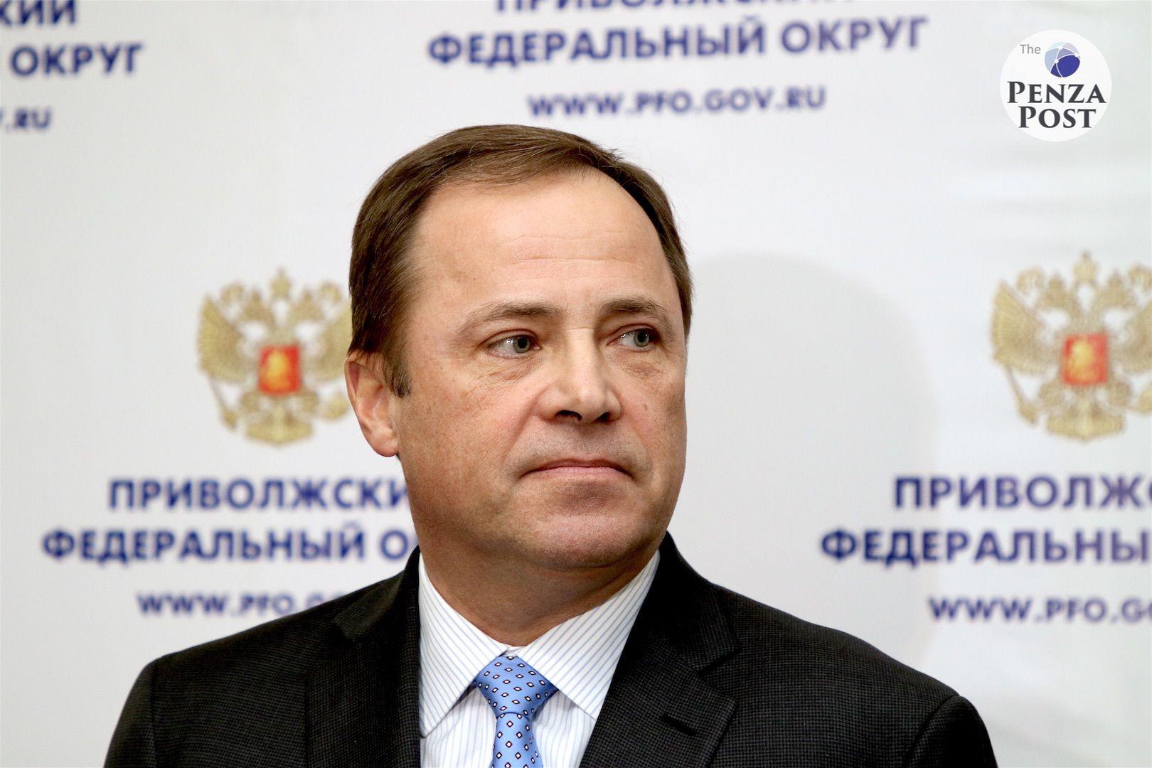 Игорь Комаров оценил наработки производителей Пензенской области