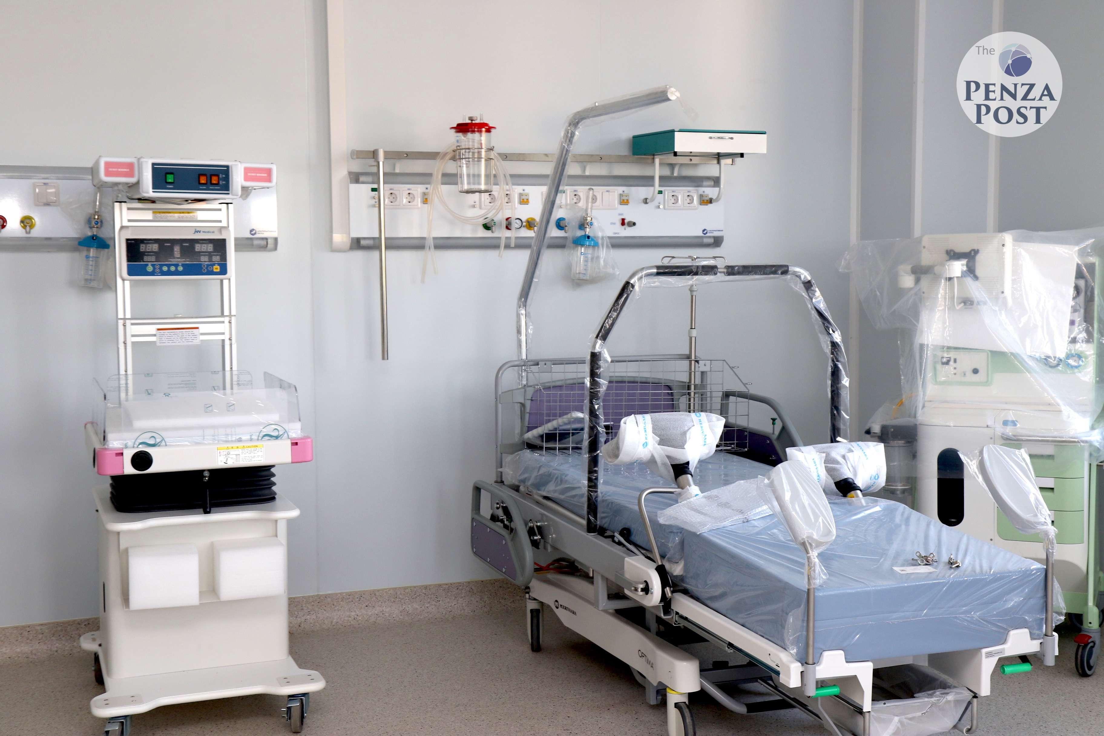 В Пензенской области от коронавируса скончались шесть человек