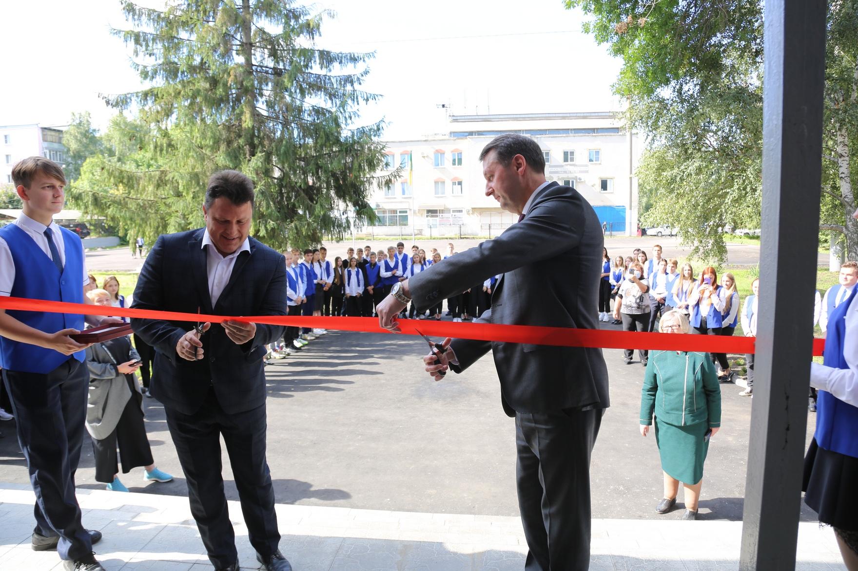 В Пензе открыли первый в ПФО и Пензенской области школьный Кванториум