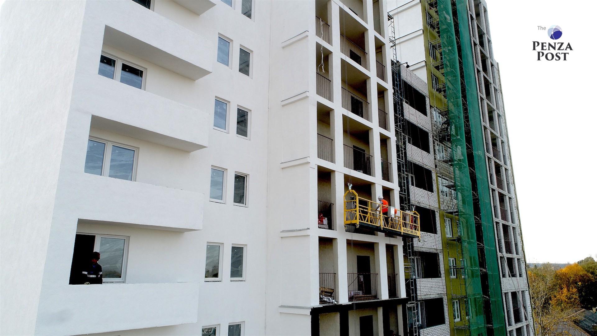 В Пензенской области планируют расселить из аварийного жилья 4 365 человек