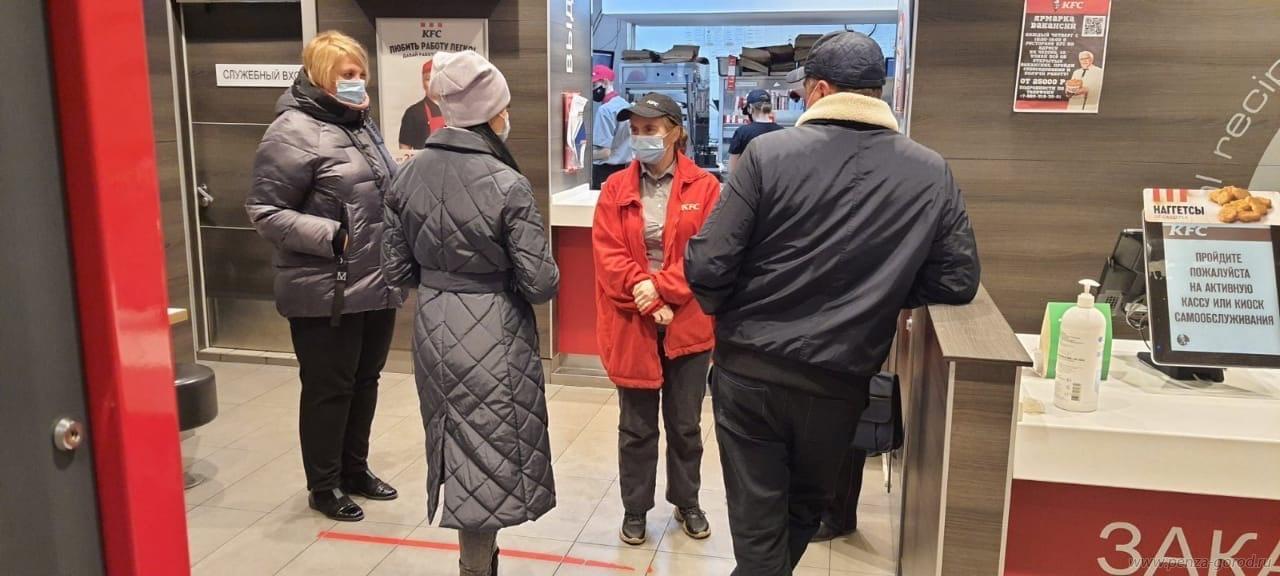 Выявлены нарушения в работе пензенских предприятий общественного питания