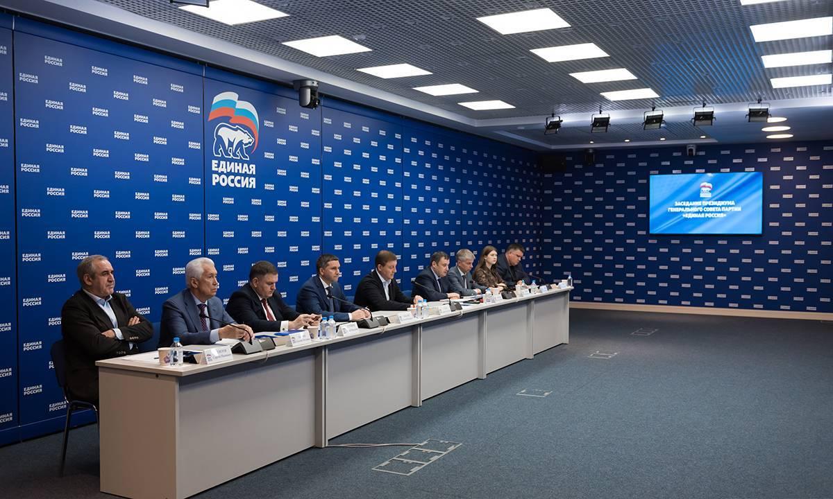 В Пензенской области сменился руководитель регионального исполкома «Единой России»