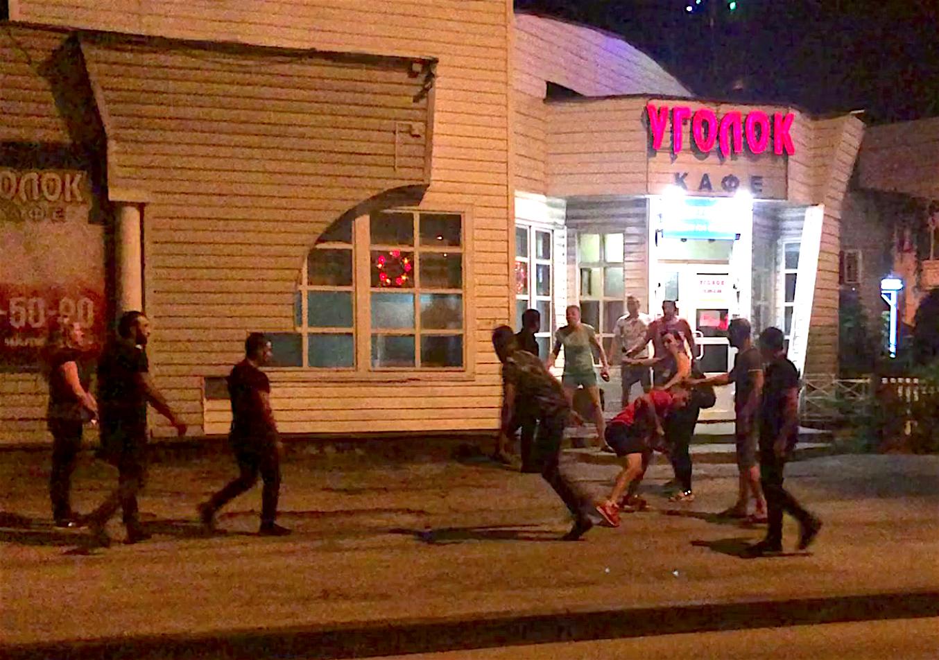 Усилиями оперативников УМВД Пензенской области задержан ключевой участник жестокой драки в Пензе в ночь с 7 на 8 августа