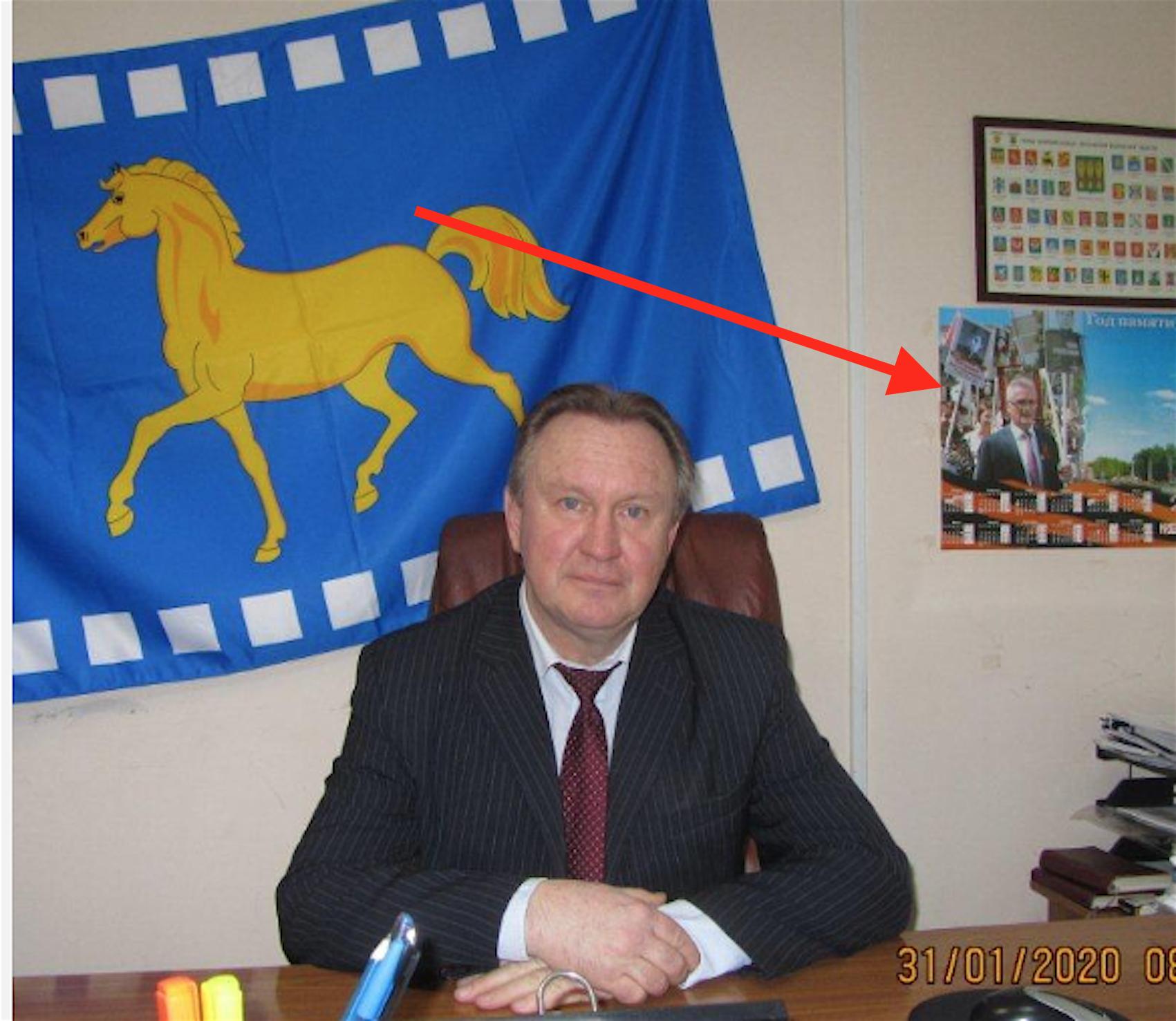 Глава Кондольского сельсовета Александр Грачев также продолжает служить Белозерцеву в СИЗО - фактчек