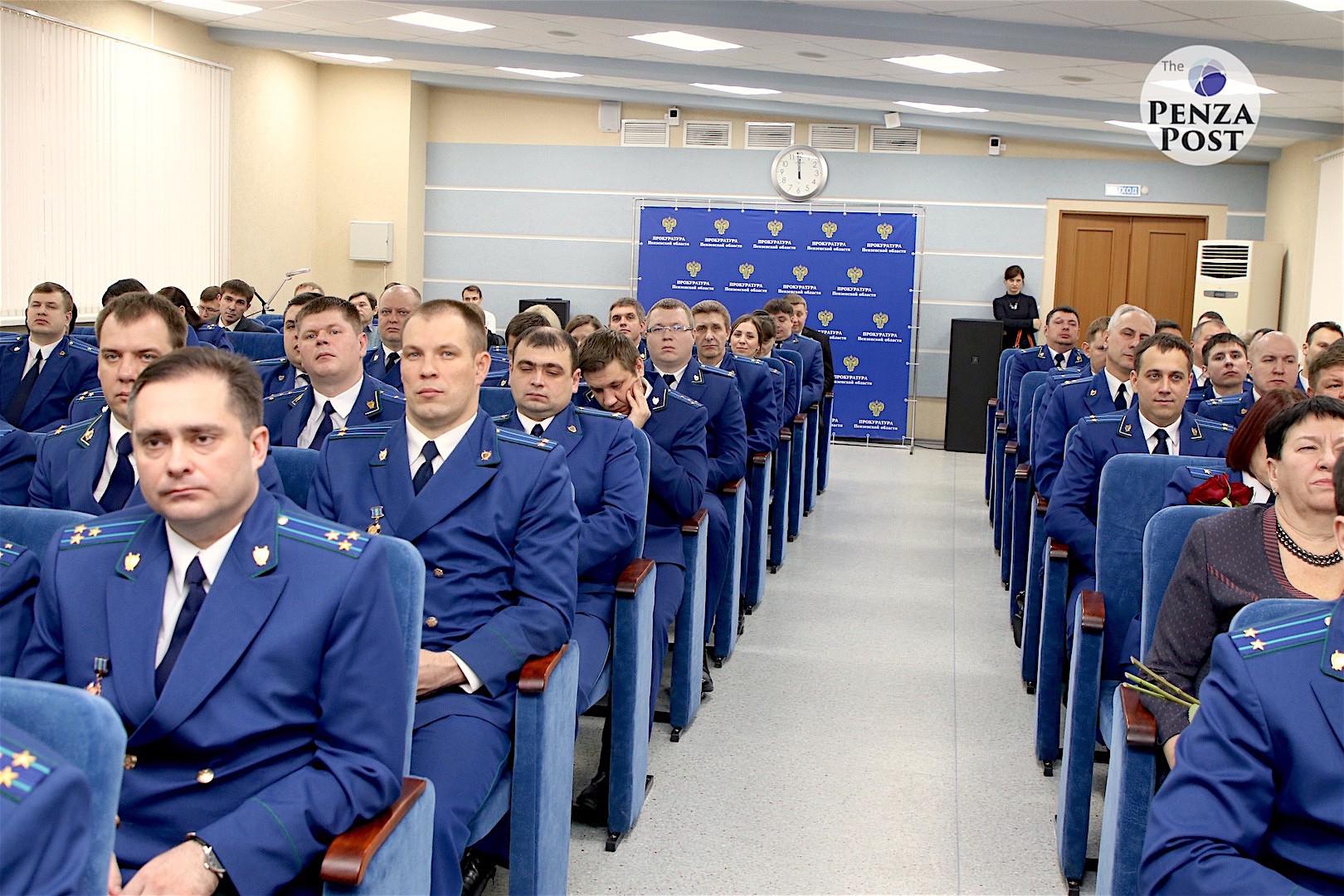 Заместитель прокурора Самарской области Алексей Павлов согласован на должность нового пензенского прокурора - источник