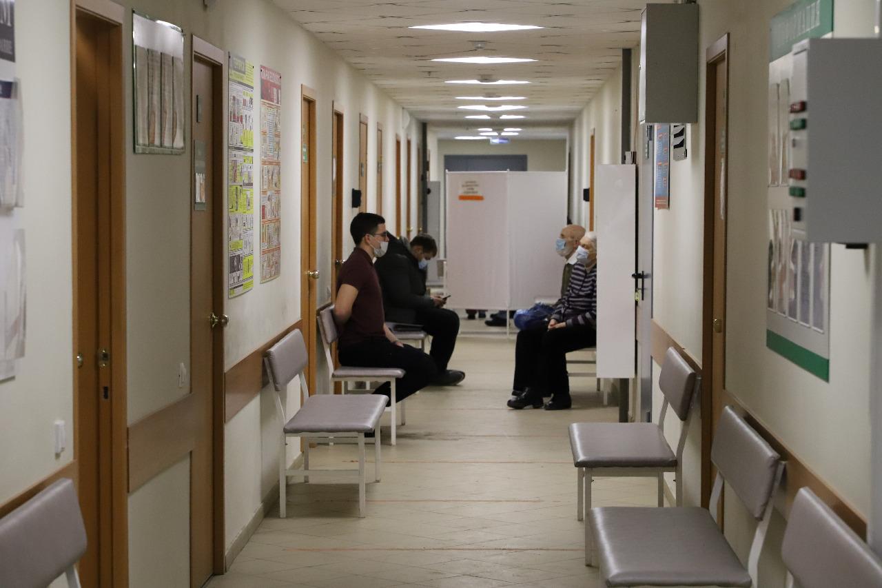 В Пензе выделены отдельные амбулатории для повторного приема пациентов с COVID-19