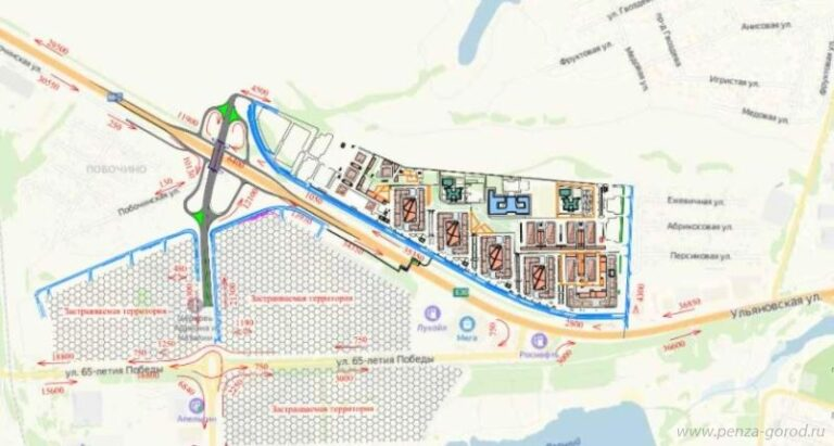 Подписали контракт на строительство новой развязки в Арбеково