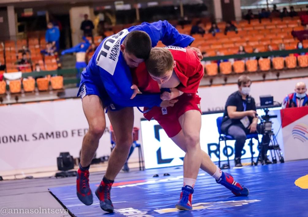 Пензенский самбист Илья Затылкин завоевал «золото» на I Играх стран СНГ