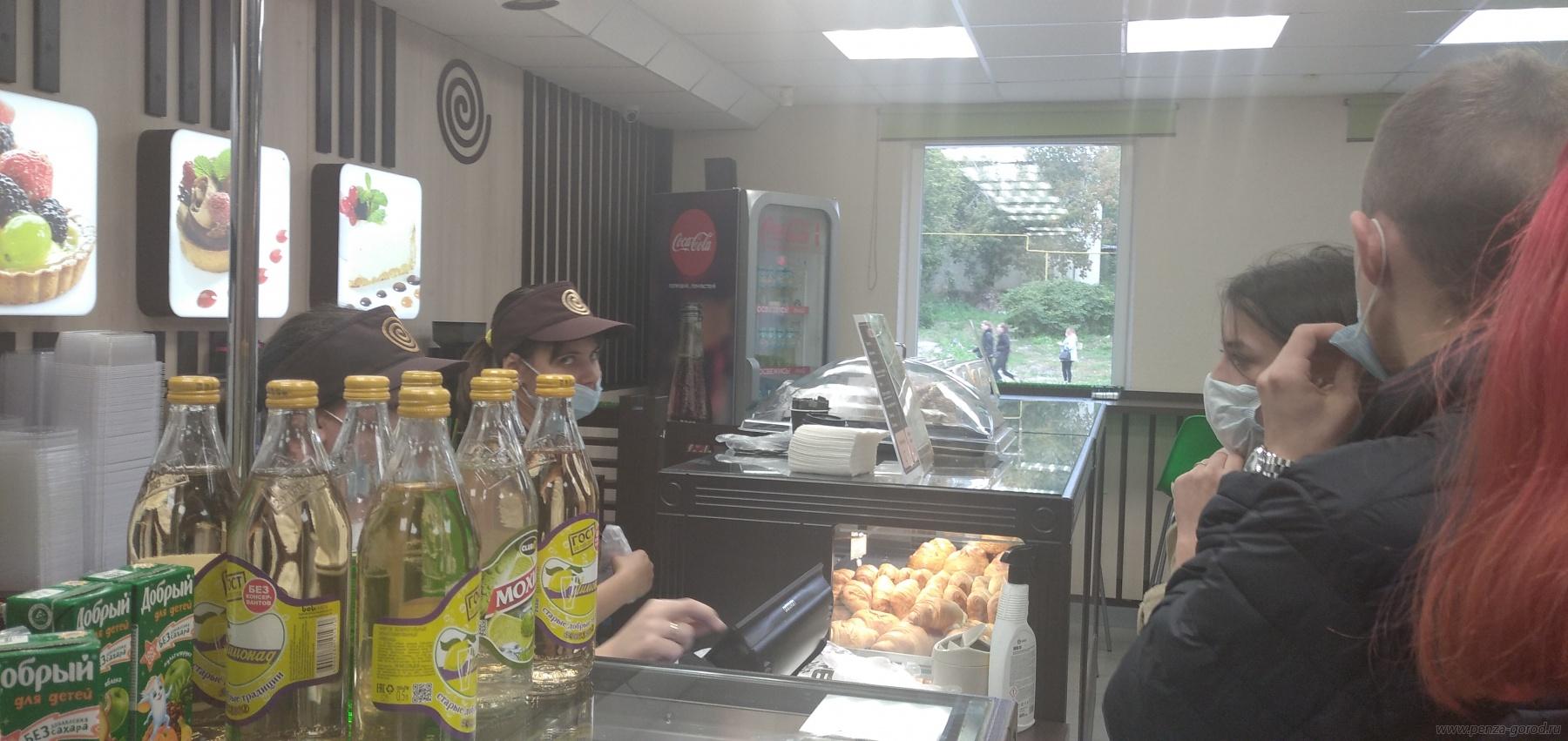 В Пензе в ТЦ «На Красной» проверили соблюдение санитарных норм