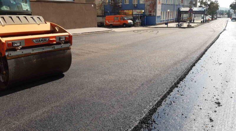 В Пензе по проекту «БКД» отремонтировано 17 км дорог