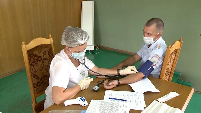 Пензенских полицейских начали прививать вакциной «Гам-Ковид-Вак»