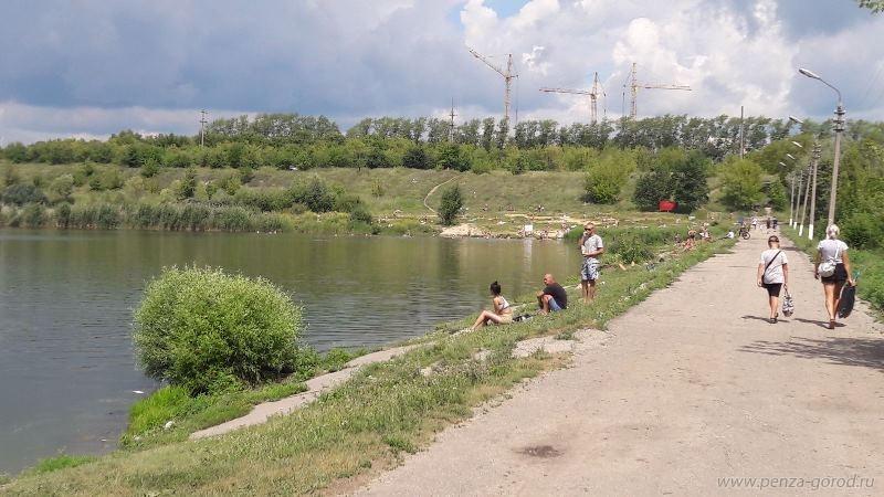 Пензенцам напомнили о правилах поведения у воды