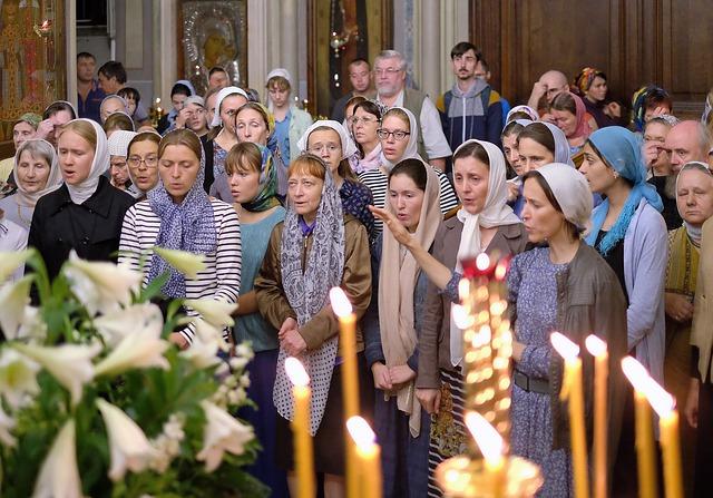Пензенцы приглашаются на богослужения в Спасском кафедральном соборе