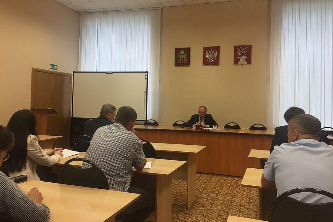 В Кузнецке будет усилен контроль за соблюдением масочного режима