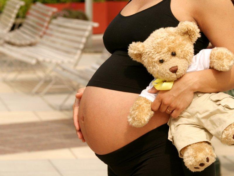 Красивое фото беременных на аву 8